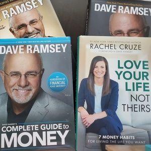 4 New Dave Ramsey Books